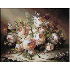 2510.white bouquet