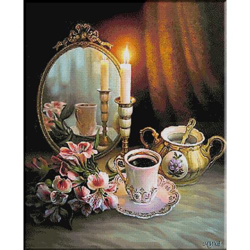 E timpul pentru o cafea-goblen
