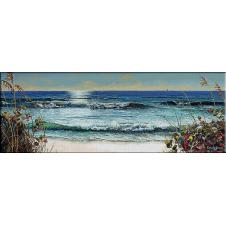 2519.Mezítláb a strandon