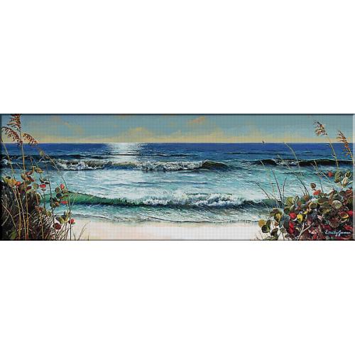 pe plaja