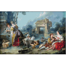 2521.Boucher-фонтан на любовта