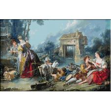 2521.Boucher-fountain of love