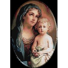2530.Szentséges Szűz Mária