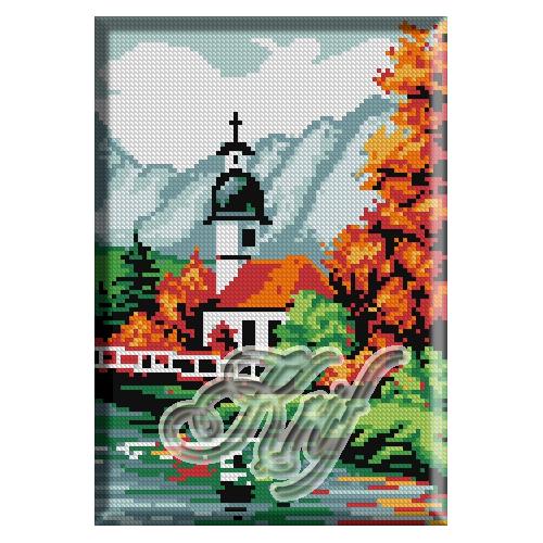 268. Biserica la munte