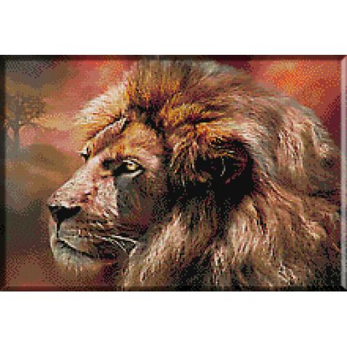 2538.Lion Spirit