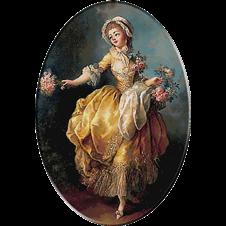 2559.Frederic Schall.mali plesač