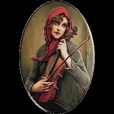 2565.Martin Kavel-цигулка