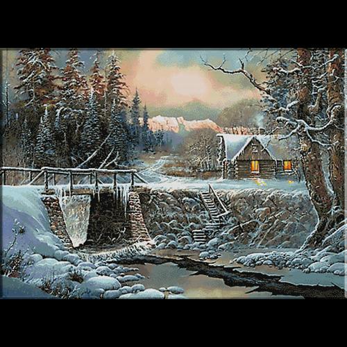2568.Зимна вечер