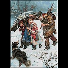 2585.Arthur John Elsley-Игра с дядо