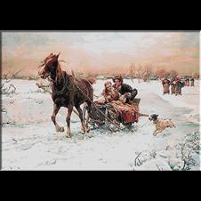 Kowalski-Romanta de iarna
