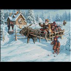 2586.Robert Duncan-с Дядо Коледа
