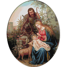 2591.Zatzka-Holy Family