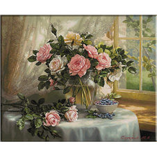 Trandafiri-goblen