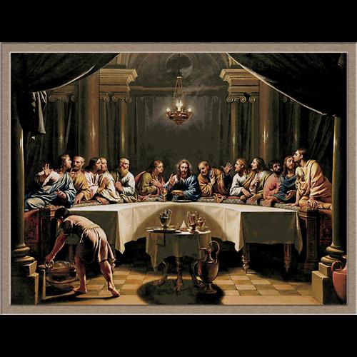 2631.Jean Baptiste de Champaigne-Тайната вечеря
