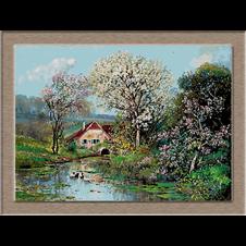 2636.Alois Arnegger-Spring day