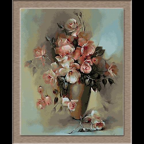 flori in vas de pamant