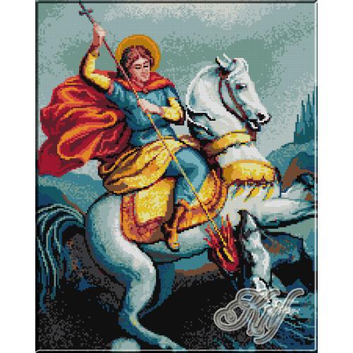 286. Sfantul Gheorghe