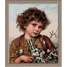 portret baiat
