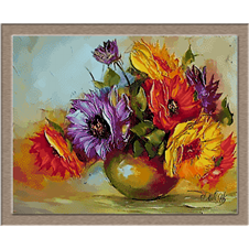 goblen flori