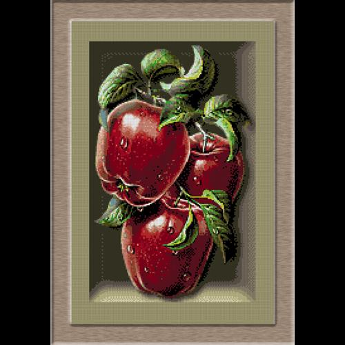 2670.Cristina-Red apples