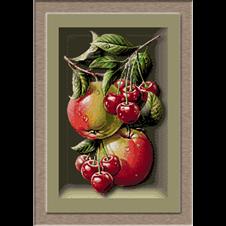 2672.Cristina-Ябълки и череши