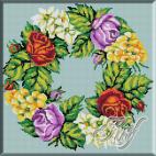 320. Coronita de flori