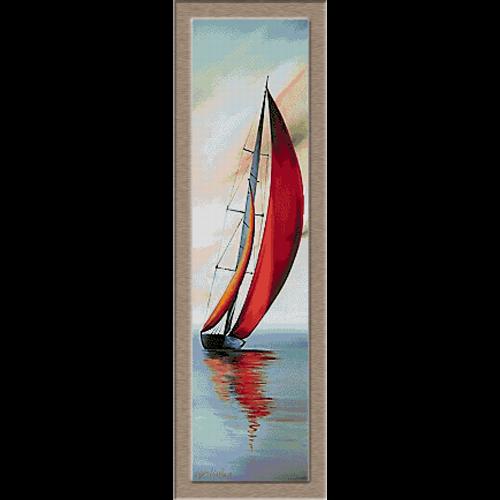 2682.A vörös hajó