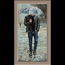 2691.Дъждовен ден