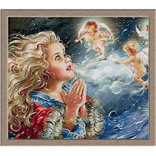 2714.Sneћna Kraljica 3-Molitva