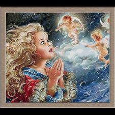 2714.Снежна принцеса 3-молитва