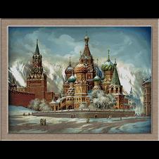 """2726 Катедралата """"Св. Василий"""", Москва"""