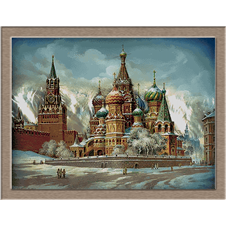 2726 St. Basil's Cathedral, Moscow