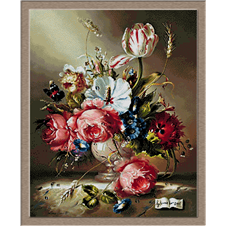buchet flori martisor