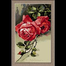 2757.Klein-Vörös rózsák