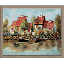 2759-5 houses and 2 boats