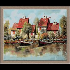 2759-5 kuća i 2 čamca