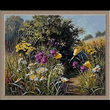 2762.Wild flowers