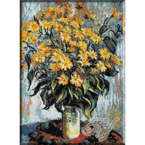 401. Floral Monet