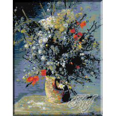 402. Floral Renoir