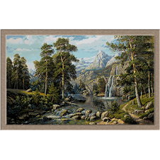 2771 Езерото в планините