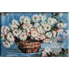 408.Monet - Crizanteme