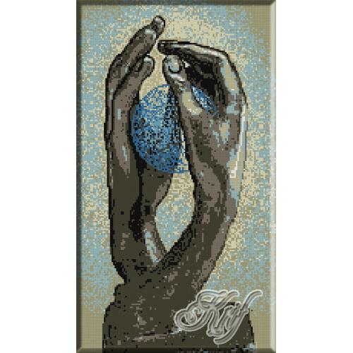 417. Fantezie dupa Rodin