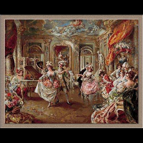 2793.Eduardo Leon Garrido-Вечерен танц