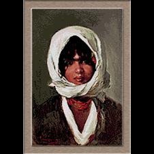2817.N.Grigorescu-Paraszt fehér mese