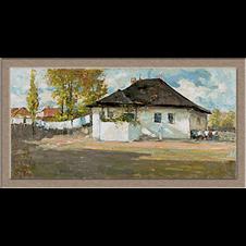 2818.N.Grigorescu-Painter's house