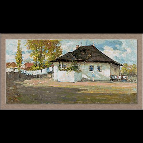 2818.N.Grigorescu-Художник къща