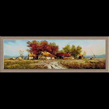2823.Есен в равнините