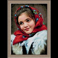 2828.Cristina-A kislány Romániából