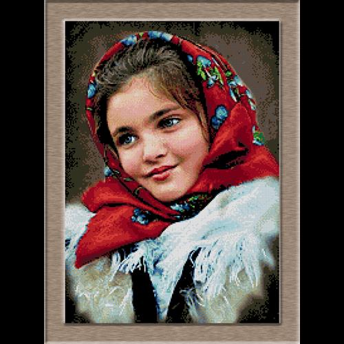 2828.Cristina-Малкото момиченце от Румъния