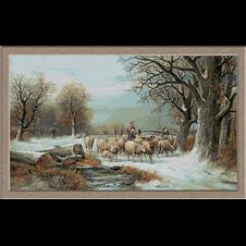 2832.Alexis de Leeuw-овчарка
